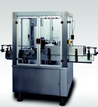 Этикетировочный автомат для наклеивания одной бумажной этикетки - 6000 бч