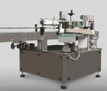 Этикетировочный автомат ЭР-5 для наклеивания 2х самоклеющихся этикеток